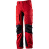 Lundhags W's Authentic Pant Red (330)